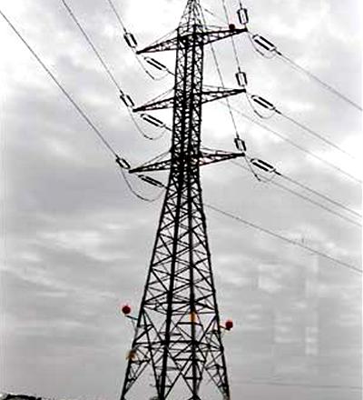 עמוד חשמל - מקור קרינה